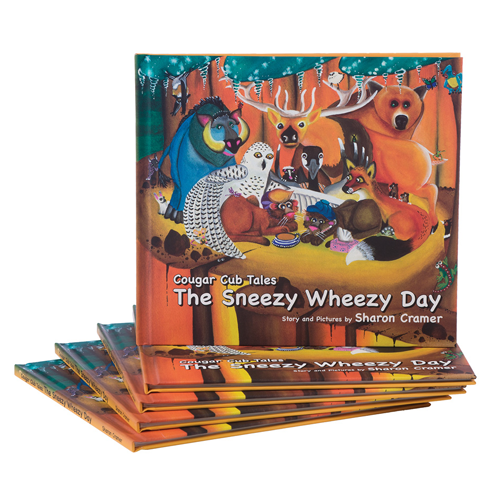 The Sneezy Wheezy Day