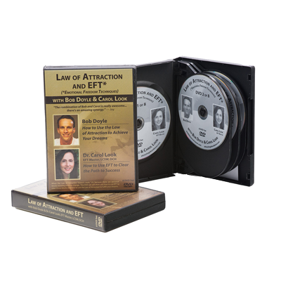 DVD Law of Attraction and EFT