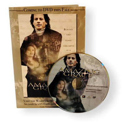 DVD Amazon Grace