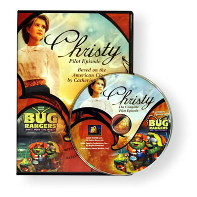 DVD Christy